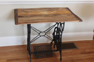 Recycled Wood Top 1