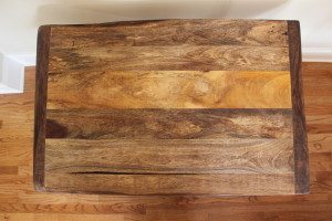 Recycled Wood Top 2