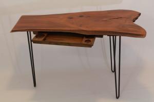 cherry desk w drawer 1 (2)