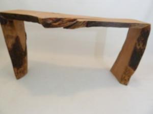 Cherry Sofa Table 3